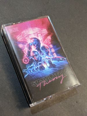 Muse Cassette Simulation Theory for Sale in Las Vegas, NV