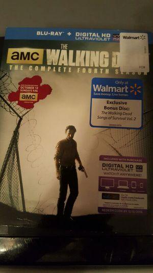 The walking dead season 4 for Sale in Fairfax, VA
