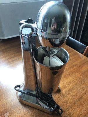 Hamilton Beach Classic Chrome DrinkMaster Drink Mixer Milkshake Maker Immersion — $30 for Sale in Washington, DC