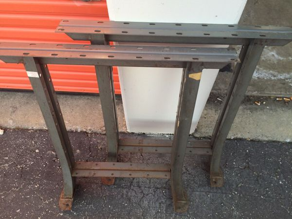 Lyon Industrial Work Bench Legs For Sale In Mountain View Ca Offerup