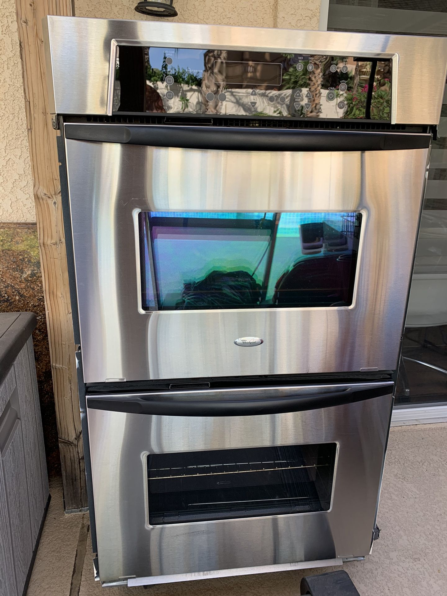 Stainless Steel Double Ovens
