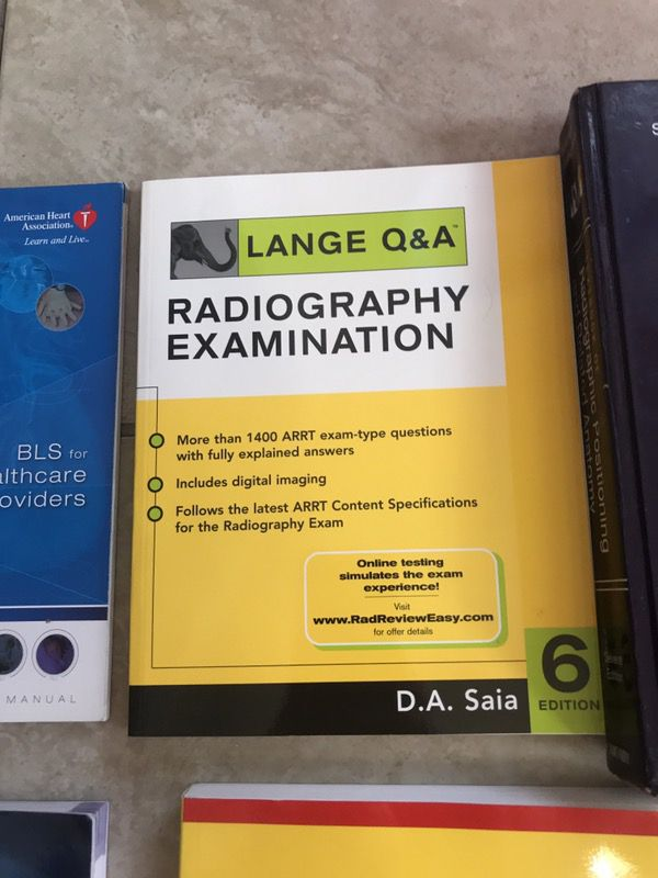 Radiography books for Sale in Miami, FL - OfferUp