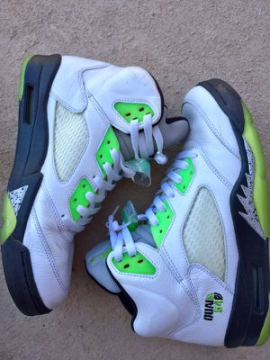 e7d9e78c280b Nike Air Jordan 5 Quai54 size9 for Sale in Huntington Beach