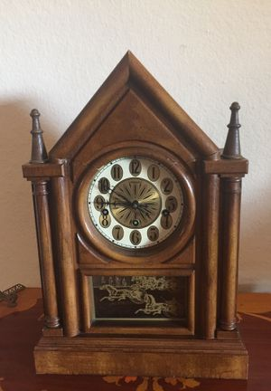 Antique mantel clock for Sale in Laguna Hills, CA