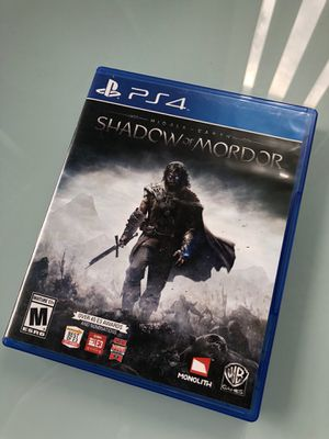 Shadow Of Mordor for Sale in Los Angeles, CA