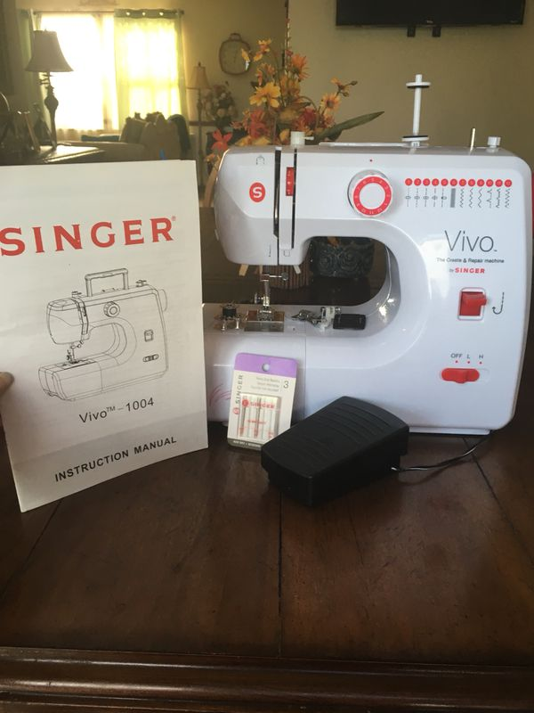 Vivo Sewing Machine By Singer For Sale In Clinton TN OfferUp New Vivo Singer Sewing Machine
