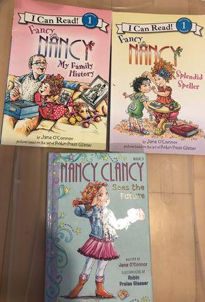Fancy Nancy books for Sale in Scottsdale, AZ