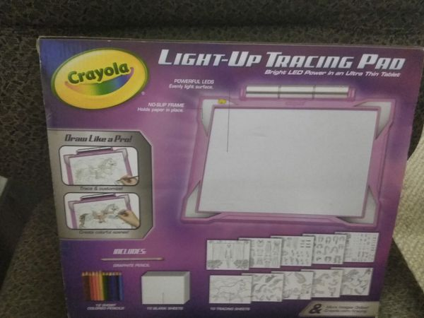 crayola light up tracing pad for sale in las vegas nv offerup