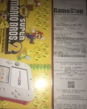 Super Mario Bros. 2 Nintendo 2DS for Sale in Saint Charles, MO