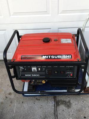 Mitsubishi MGE 5800 generator for Sale in Orlando, FL