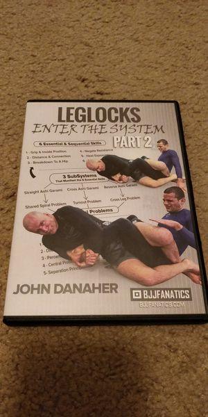 John Danaher LegLocks Enter the System DVD Set for Sale in Margate, FL -  OfferUp