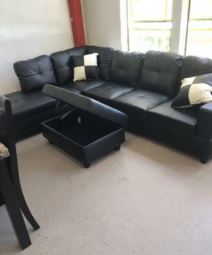Pleasant New And Used Black Sectional For Sale In Roseville Ca Offerup Short Links Chair Design For Home Short Linksinfo
