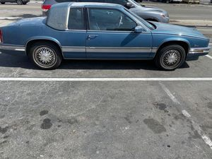 Photo 1989 Cadillac Eldorado
