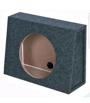 10 Inch Subwoofer Box for Sale in Gaithersburg, MD