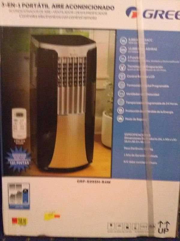Portable Air Conditioner General In Lakewood Wa Offerup