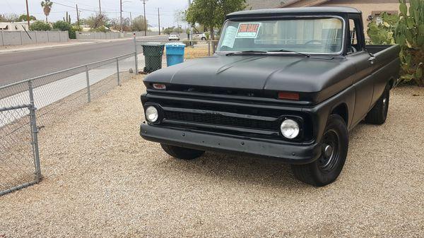 65 Chevy C20 For Sale In Phoenix  Az