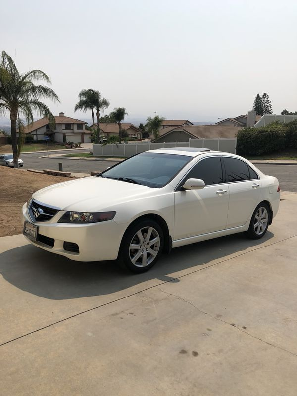 Acura TSX For Sale In Moreno Valley CA OfferUp - Acura tsx 2004 for sale