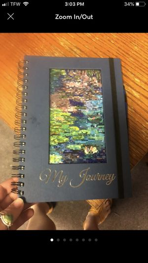 St.Vincent Cancer Care My Journey Journal Notebook for Sale in Orlando, FL