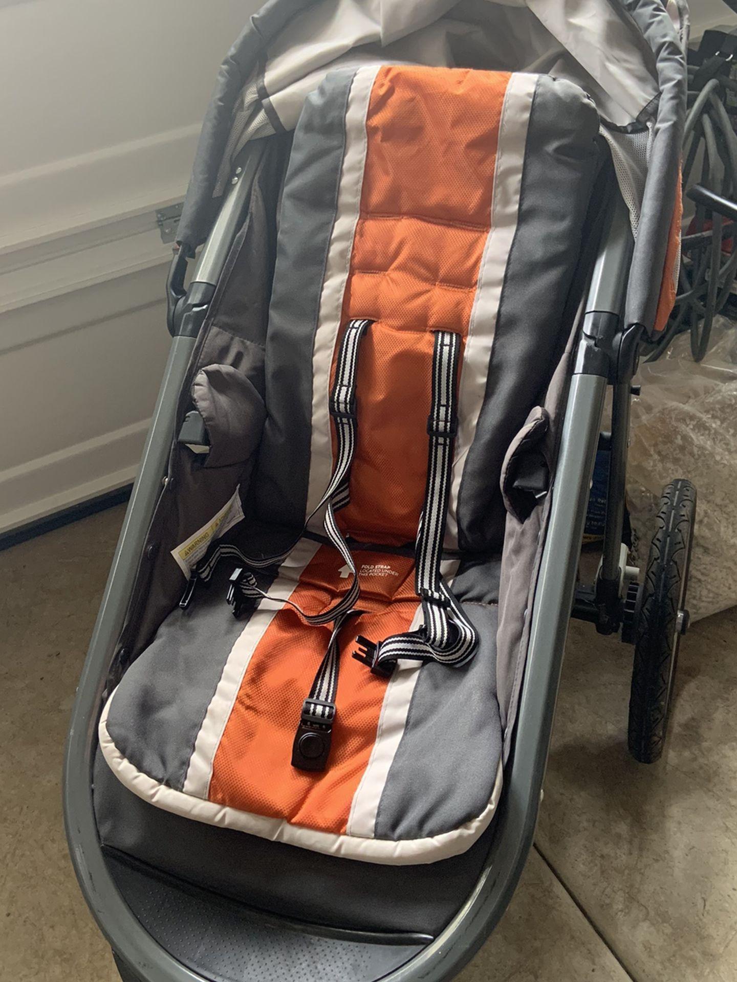 Jogging 3 Wheel Stroller