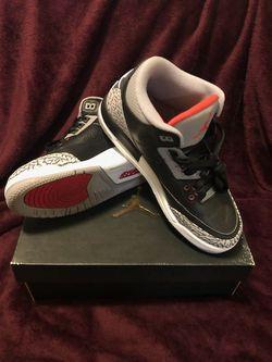 Jordan 3s Air Retro Thumbnail