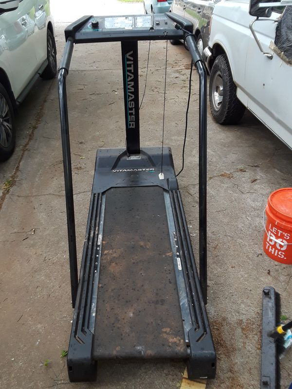 Vitamaster Treadmill For Sale In Stockbridge GA