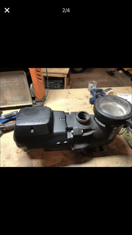 Hayward Ecostar Variable Speed Pool Pump Replacement