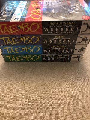 Workout taebo for Sale in Houston, TX