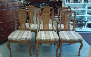 Set of 6 Dining Chairs for Sale in Fort Washington, MD