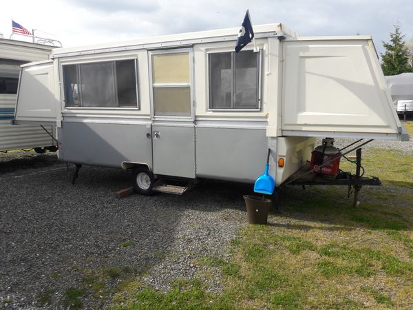 Apache Pop Up Camper for Sale in Puyallup, WA - OfferUp
