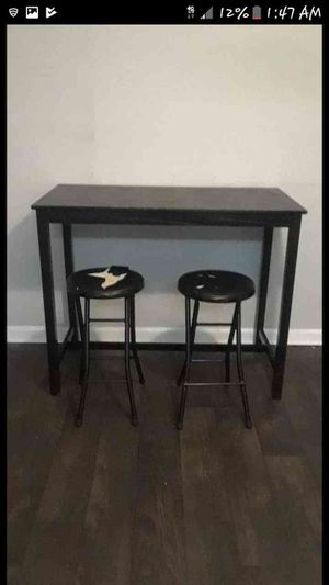 TABLE and STOOLS for Sale in Atlanta, GA