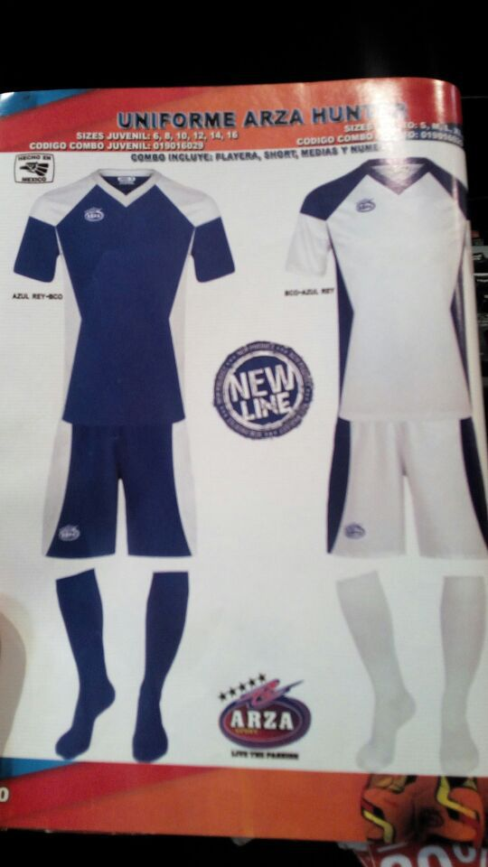 186aece7152 Arza soccer uniforms for Sale in Paramount