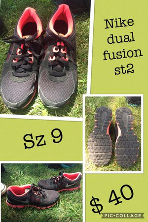 3f35f15de97 Nike dual fusion ST2 shoes. Size 9 for Sale in Arlington Heights