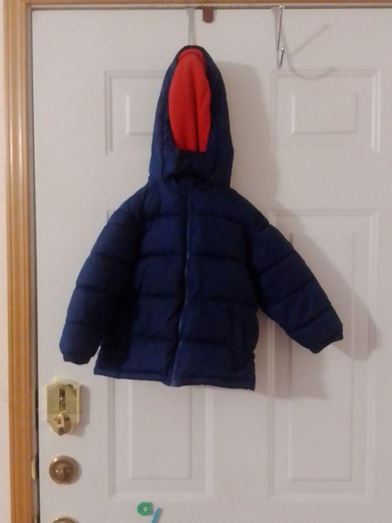 Boy 24 Mo Winter Coat.