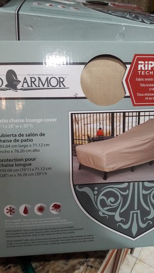 Patio Armor Square Table And Chair Cover For Sale In Baldwin Park