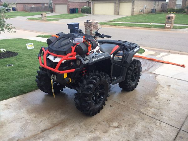 2016 Can Am Xmr 650 V Twin