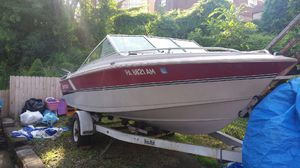 Larson boat & load rite trailer for Sale in Pittsburgh, PA