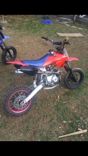 70cc Baja Dirt Bike (wont start) for Sale in Rockville, MD