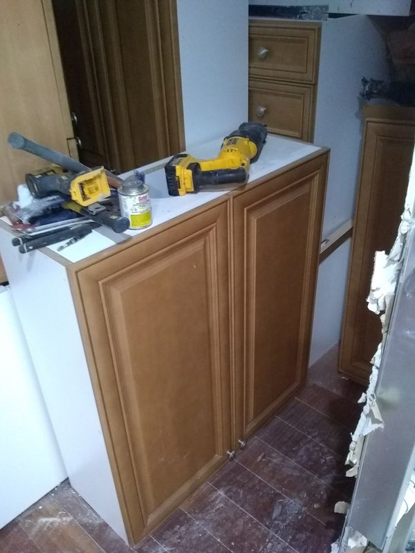 Kitchen Cabinets Bathroom Vanities Sink We Have A Tub In Wall Oven - Bathroom cabinets tampa fl