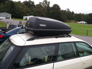 Rooftop cargo carrier. for Sale in Inwood, WV