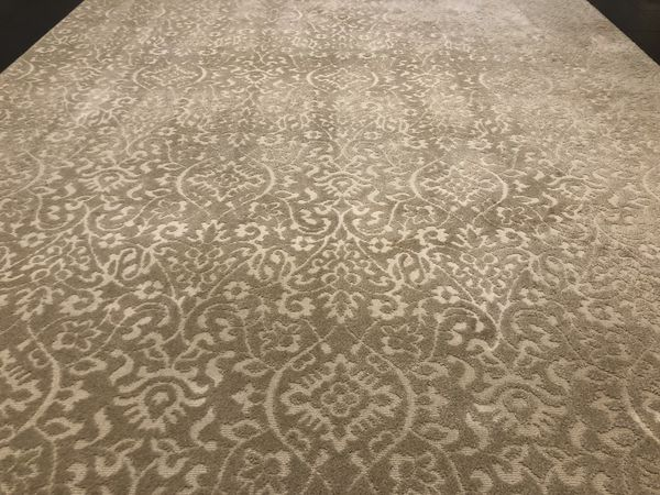 8x10 Area Rug Cream Beige Ivory Textured Rugs Transitional