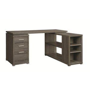 Gray Desk NEW for Sale in Richmond, VA