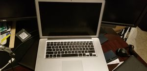 Macbook pro late 2011 quad-core i7 for Sale in Brandywine, MD