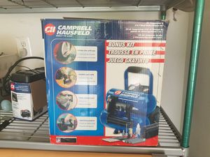 Air compressor, Brad nailer, stapler for Sale in UPR MARLBORO, MD