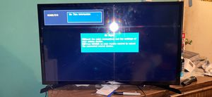 Photo Samsung 32 inch flatscreen tv
