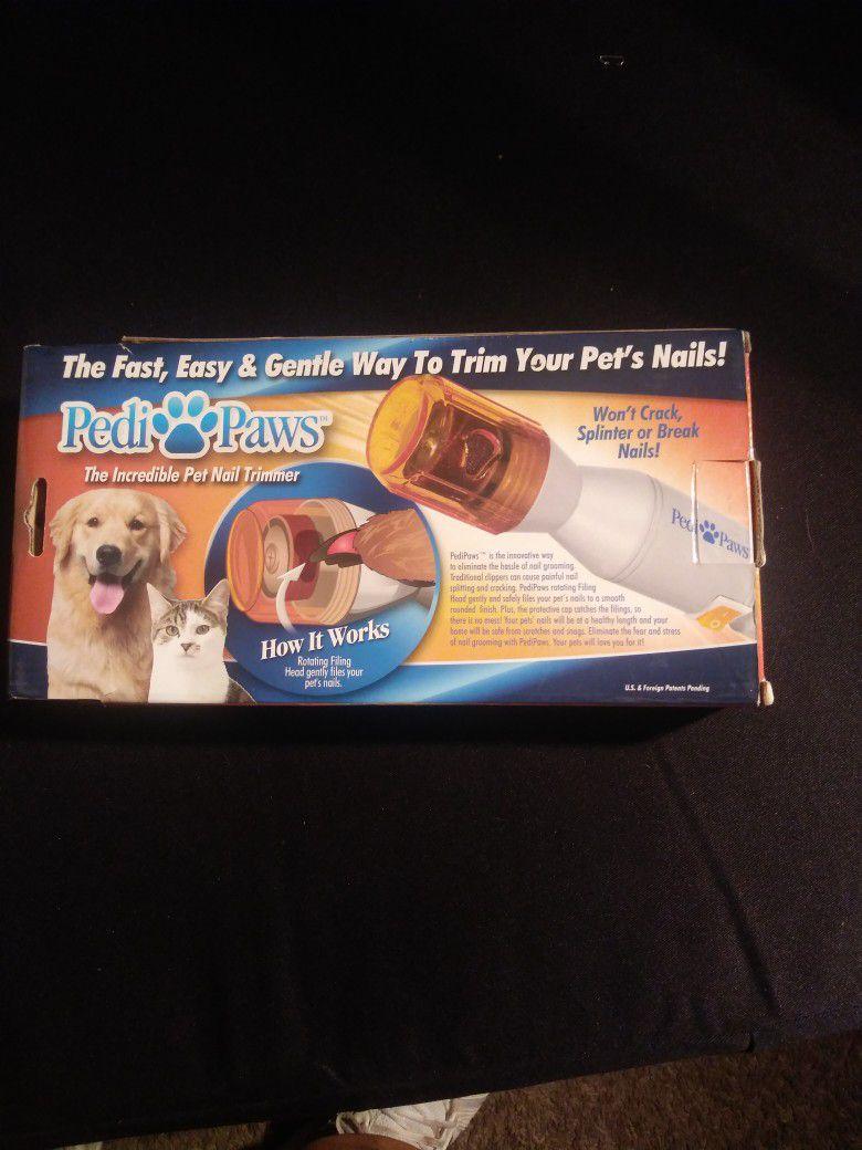 Pedi PAWS Nail trimer