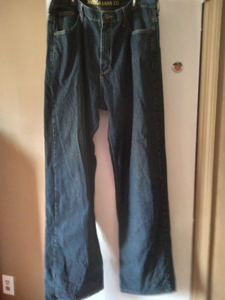 Mens NAUTICA Jeans 36x34 EUC