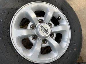 Photo Nissan hardbody/pickup wheels