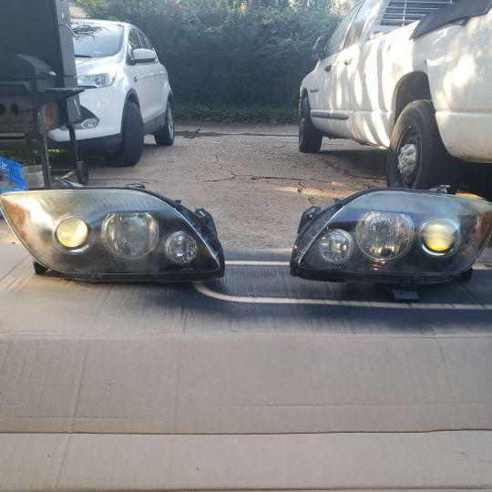 Scion tc headlights