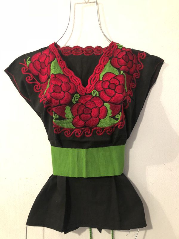 62a91f5de12075 Mexican Blouse S-M  Blusas Mexicanas for Sale in San Diego