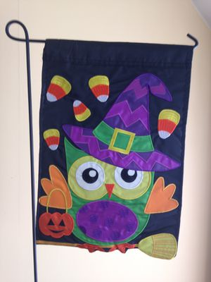 Photo MUST GO!!! BRAND NEW!!! LAST ONE!!! CLOSEOUT SALE!! GARDEN FLAG!! POLE SOLD SEPARATE